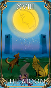 On the other hand, there is a positive side. The Moon Tarot Card Meaning Astrologyanswers Com