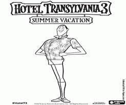 Kleurplaten Hotel Transylvania Kleurplaat