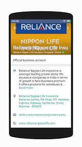 Head it at reliance nippon life insurance mumbai, maharashtra, india 500+ connections. Dotgo Bot Store