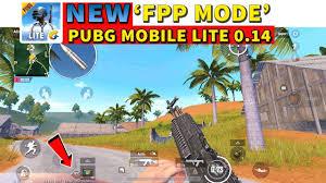 New FPP Mode In Pubg Mobile Lite 0.14.0 ...