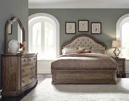 Aurora KingCalifornia King Uph Headboard By Pulaski House Of - Types of bedroom furniture