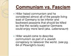 comparative political systems shortened for fascism  25