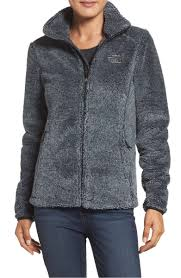 the north face osito 2 jacket tnf black mid grey stripe nordstrom anniversary