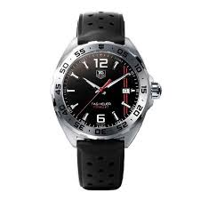 formula 1 41mm watch rubber strap venice men s quartz men s venice formula 1 41mm watch rubber strap waz1116 ba0875 40473472 tag heuer formula