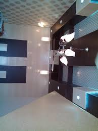office wallpaper design. Ceiling And Wall Designing Using Pvc Panels, Wallpaper Led Lights Etc. Office Design