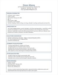 Information Technology Resume Resume Sample For Fresh Graduate Information Technology Examples 35