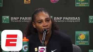 Serena Williams shuts down reporter: 'I've never tested positive' for ...