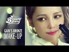 pony s beauty diary gain bronze makeup kill bill with english subs