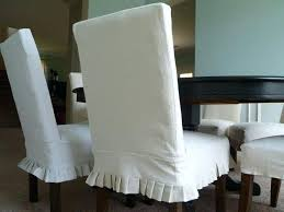 slip covered dining room chairs white parson chair slipcovers images slipcover diy slipcovers for dining room chairs without arms