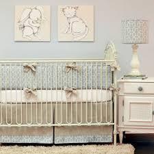 doodlefish peaceful crib bedding set modern kids