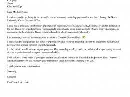 Cover Letter Template For Internship Position. 3 tips to write ...