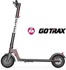 GOTRAX GXL V2 <b>Folding Electric Scooter</b> with 1 Gear (0-15.5mph ...