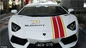 mcdonalds home delivery melbourne