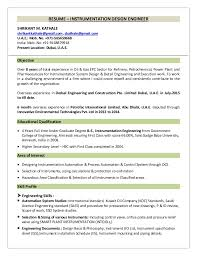 RESUME  INSTRUMENTATION DESIGN ENGINEER SHRIKANT M. KATHALE  shrikantkathale@gmail.com, ...