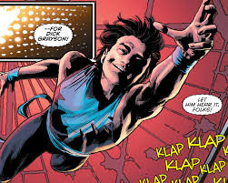 Dick Grayson on Conquering Self-Doubt | leadersayswhat