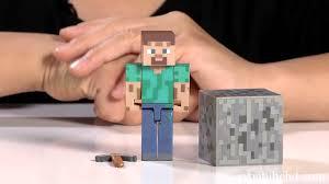 <b>Игровые наборы Minecraft</b> пластиковые обзор и отзыв - YouTube