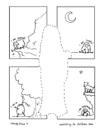 The Lord Is My Shepherd Coloring Page 1 Betweenpietyanddesirecom
