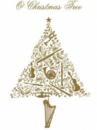 Christmas Tree of Musical Instruments