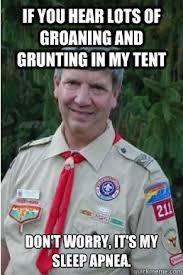 Harmless Scout Leader memes | quickmeme via Relatably.com