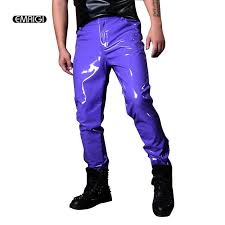 custom made stage costumes men purple casual jpg