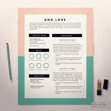 Modern Resume Design Jmckell Com