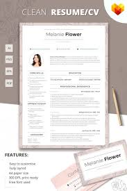 Resume Template With Photo Floral Designer Resume Flower Floral Designer Resume Template 97