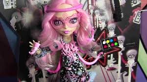 monster high viperine gorgon frights camera action review video d you