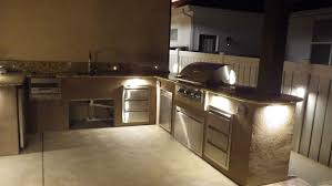 Outdoor Kitchen Lighting Lighting Alpine Landscaping