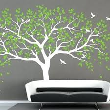 Tree Wall Decals For Bedroom Large Tree Wall Decal Tree Wall Decals Frame  Family Photo Tree