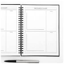 Profit Fitness And Food Journal Workout Log Book