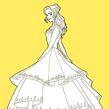 Small Picture Beauty and the Beast coloring pages 19 free Disney printables