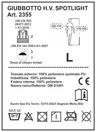 Giubbino SPOTLIGHT cod. 2355