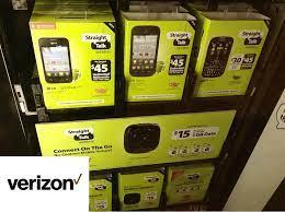 straight talk phones be used on verizon
