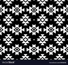 Navajo Pattern Enchanting Aztec Pattern Tribal Background Navajo De Vector Image
