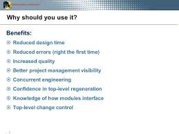 Top Down Design Advantages Agenda Top Down Design Philosophy Stages Of Top Down Design