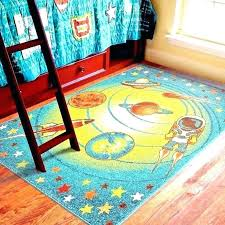 target nursery rugs kids fun farm animals rug playroom mat details about area for room