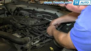 how to install replace egr valve 4 6l 2001 03 ford explorer 2001 Ford Explorer Sport Trac Vacuum Diagram how to install replace egr valve 4 6l 2001 03 ford explorer mercury mountaineer youtube Ford Sport Trac Parts Diagram