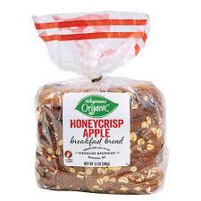 honeycrisp apple breakfast bread