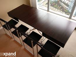 Retractable Coffee Table Transforming Box Coffee To Dining Table Expand Furniture