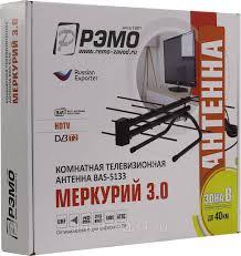 Комнатная <b>антенна</b> с усилителем <b>Рэмо BAS</b>-<b>5133</b>-<b>USB</b> ...