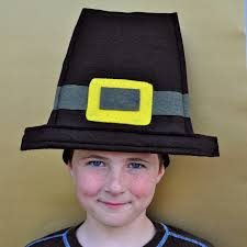 boy s thanksgiving pilgrim hat