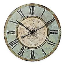 large office clocks. unique office image of large distressed wood wall clock in bluegreen in office clocks