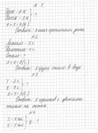 Контрольная работа по русскому языку класс  и оформление простых задач в 1 классе · Конспект