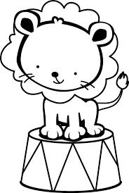 Circo Zwd Lion Png Minus
