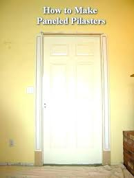 how to install a door and frame door frame trim door trim door jamb molding how how to install a door and frame