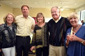 Beachplace swings into annual golf tournament - Ruth Sandler, Bob ...