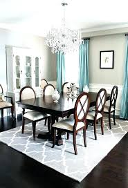 rug under dining table size area rug under dining table size for room how should an