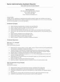 Administrative Assistant Skills List Resume Admin Assistant Resume