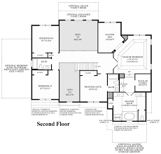 Master Bedroom Suite Floor Plans Additions New Britain Woods The Duke Home Design
