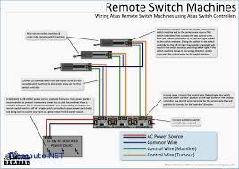 model railroad wiring diagrams & \
